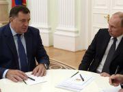 Лидер боснийских сербов Милорад Додик попросил у Путина миллиард евро на ликвидацию последствий наводнения