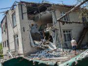 Пошкодження житла у Слов'янську попередньо оцінили в 1,5 млрд гривень