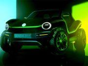 Volkswagen покаже концепт повністю електричного баггі