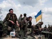 За прошлый день в зоне АТО погибли 9 украинских военнослужащих, 27 были ранены