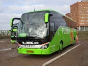 FlixBus запускает первые в мире электробусы дальнего следования