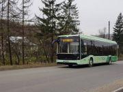 Львовский электробус автономно проехал 320 километров