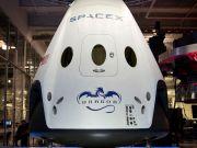 Корабель SpaceX Crew Dragon отримав руйнування в ході тестування парашутів у квітні