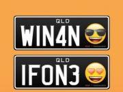 В Австралии разрешили размещать емодзи на автомобильных номерах