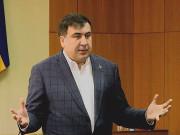 В Киеве обокрали Саакашвили