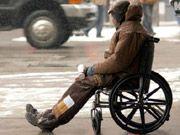 Набрав чинності закон про віднесення осіб в інвалідних візках до учасників дорожнього руху