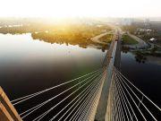 В Киеве почти на месяц частично перекроют Южный мост