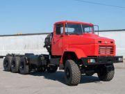 Супертягач КрАЗ-7140Н6 заказали на экспорт