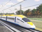 Презентовано концепт високошвидкісного поїзда для Rail Baltica (фото)