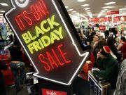 """В """"черную пятницу"""" в онлайне купили товаров на $3,34 млрд"""