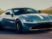 Aston Martin випустив лімітовану серію Vantage (фото)