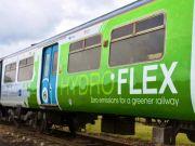 Британская железная дорога тестирует первый водородный поезд