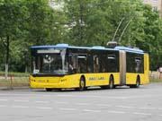 Троллейбусный парк Одессы пополнили на 47 новых машин, приобретенных за кредит ЕБРР