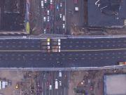 Шулявский мост планируют полностью достроить до лета - Кличко (фото)
