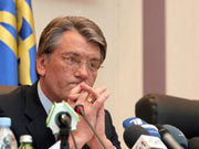 Ющенко подписал указ о расчетно-кассовом обслуживании местных бюджетов