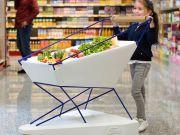 Ford забезпечила засобами автоматичного гальмування візок для супермаркетів