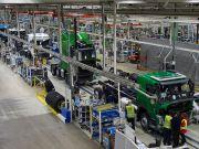 Виробництво вантажівок в Україні скоротилося в 3 рази