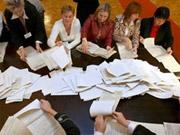 Изготовление бюллетеней к выборам Президента Украины обошлось в 29,2 млн грн.