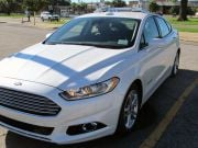 Компанія Ford показала концепт безпілотного поліцейського автомобіля
