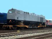 General Electric отправила первый локомотив в Украину