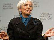 Лагард не видит признаков кризиса 2008 года в мировой экономике