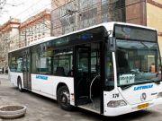 В Днепропетровске появились интернет-автобусы