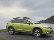 Subaru Crosstrek получит движок от Toyota (фото)