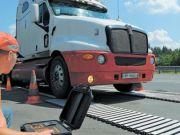 Укртрансбезпека выписала грузовикам штрафов на 900 тыс. евро из-за перегрузки