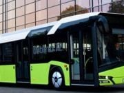 В Виннице начали тестирование польского электробуса