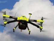 Шведи розробили швидку допомогу-дрон, яка в 4 рази швидша від звичайної