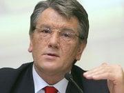 """Ющенко заявляє, що вина за нестабільний курс гривні """"цілком і повністю лежить на НБУ та уряді"""""""