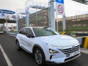 Hyundai представила первый в мире полностью автономный водородный кроссовер (фото)