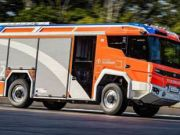 В Берлине будет работать первый в мире пожарный электромобиль