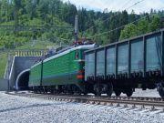 Через новый Бескидский тоннель за год прошло 10,5 тыс. поездов