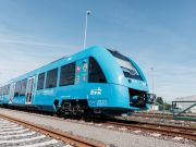 В Нидерландах протестируют водородный поезд Alstom