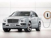 З'явився перший гібридний Bentley