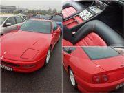 Минюст выставил на аукцион Ferrari за долги по алиментам