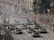 Порошенко ухвалив провести військові паради в Києві та Одесі - з нагоди Дня незалежності