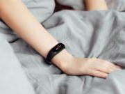 Xiaomi анонсировала смарт-браслет с NFC и цветным дисплеем