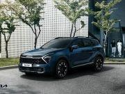 Новый Kia Sportage представили официально (фото, видео)
