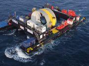В Северной Америке начал работу первый приливной электрогенератор
