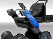 """Японская компания создала """"умную"""" кресло-коляску (видео)"""