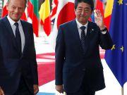 ЄС і Японія хочуть створити найбільшу зони вільної торгівлі у світі