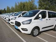 Український спецпідрозділ «Корд» отримав нові американські автомобілі