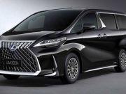 Бренд Lexus представив свій перший мінівен
