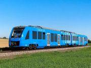 Alstom заключила первый крупный контракт на поставки водородных поездов