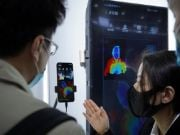 ZTE показала підекранну систему розпізнавання облич у роботі (відео)