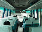 Бесплатный автобус до Броваров прекратил работу в первый же день