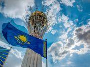 """Украина будет сотрудничать с международным финансовым центром """"Астана"""""""