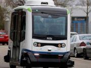 У Німеччині на маршрути виходять самохідні автобуси